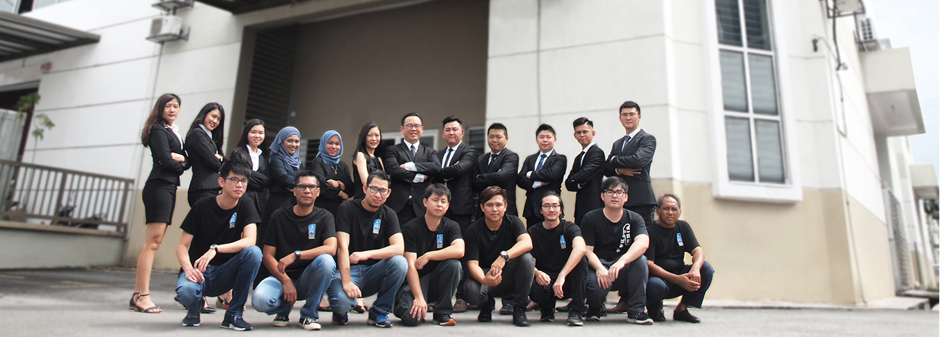Our Sales and Technical Team