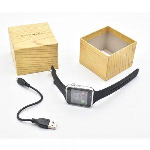 G10D Bluetooth Digital Smart Phone Wrist Watch (Apple )